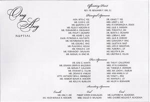wedding invitation wording secondary sponsors yaseen for With wedding invitation sample secondary sponsors