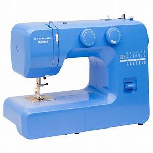 Janome Blue Couture Easy