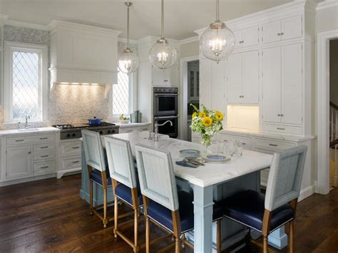 large kitchen island table kitchen island dining table transitional kitchen