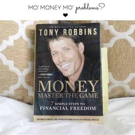 Money Talks Amazing Financial Advice From Tony Robbins