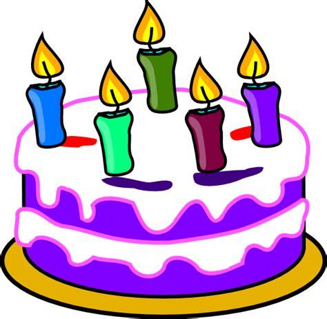 free birthday clipart birthday cake clip at clker vector clip