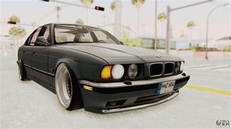 Bmw M5 E34 Usa For Gta San Andreas