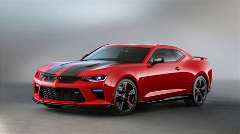 2018 Chevrolet Camaro Ss Black Accent Package Wallpaper