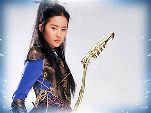 liu yi fei images crystal HD wallpaper and background ...