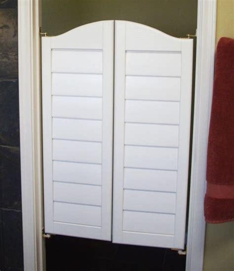 saloon door shutter