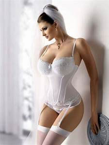 sexy bridal white lingerie wedding bridal pinterest With sexy underwear for honeymoon