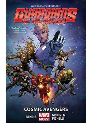 Guardians of the Galaxy (2013), Volume 1 by Brian Michael ...