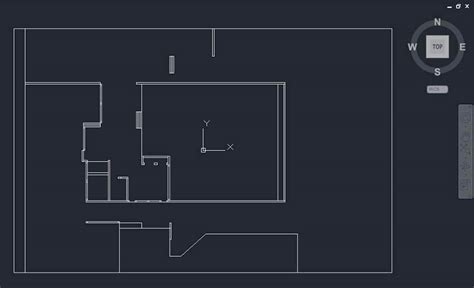 sketchup section cut  floor plan  autocad dylan
