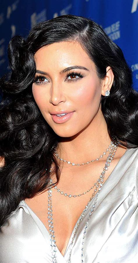 Kim Kardashian Imdb Kim Kardashian West Imdb
