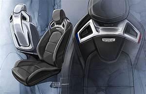 Cadillac U2019s Racing Inspired Recaro Seats Stun