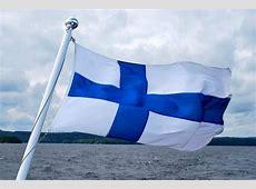 National Flag Of Finland 123Countriescom