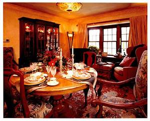 Edwardian Dining Room - Traditional - Dining Room