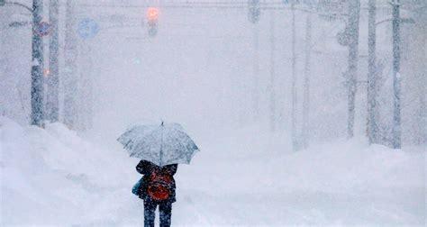 Blizzard Weather