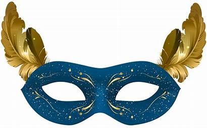 Mask Carnival Clipart Clip Transparent Gras Mardi