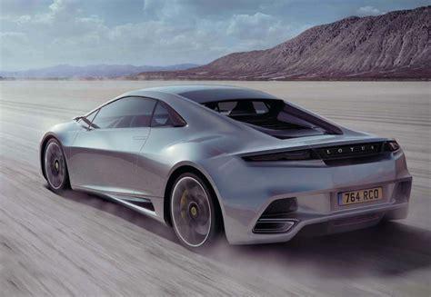 All New Lotus Elan Concept Autotribute
