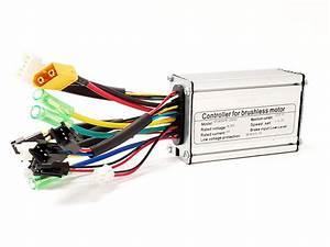 36v 12a Controller For Brushless Motor