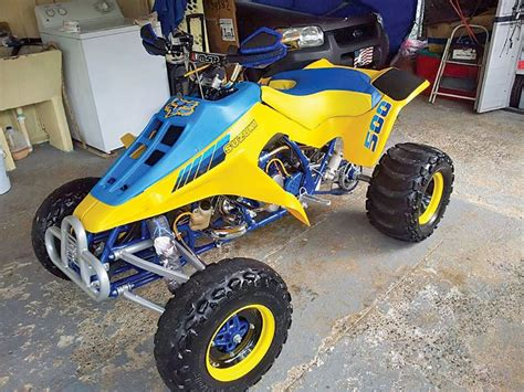 Suzuki Quadzilla For Sale by Dirt Wheels Magazine Check Out Some Awesome Builds By