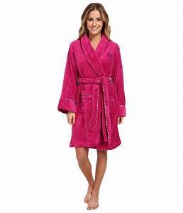 tommy hilfiger plush robe 6pmcom With tommy hilfiger robe