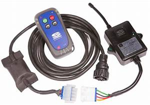 Amazon Com  Superwinch  06718 12v Dc Certus Wireless Remote System For S Series Winches  Automotive