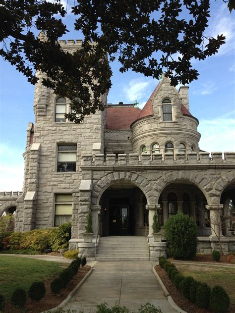 Rhodes Hall A Haunted Castle On Peachtree Old