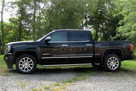 2016 Gmc Sierra 1500 Denali First Drive Review