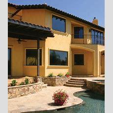 Spanishmediterraneanstucco Architectural Style