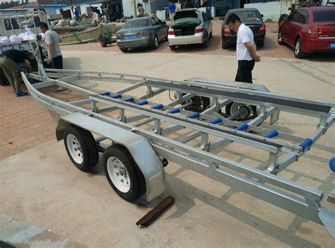 Rc Boat Trailer For Catamaran by Boat Plans And Kits Free Plywood Boat Plans