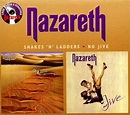 NAZARETH - SNAKES 'N' LADDERS/NO JIVE [DIGIPAK] NEW CD ...