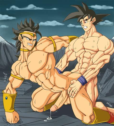 Dragon Ball Gay Sex Hot Nude