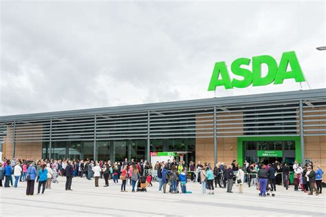 Barr Construction Completes Asda Superstore For Barrhead
