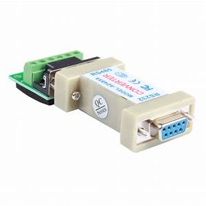 Cctv Rs232 To Rs485 Ptz Converter For Dvr