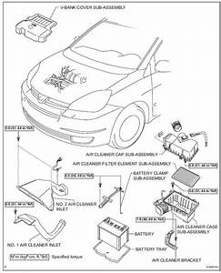 Toyota Sienna Service Manual   U0421amshaft Timing Oil Control