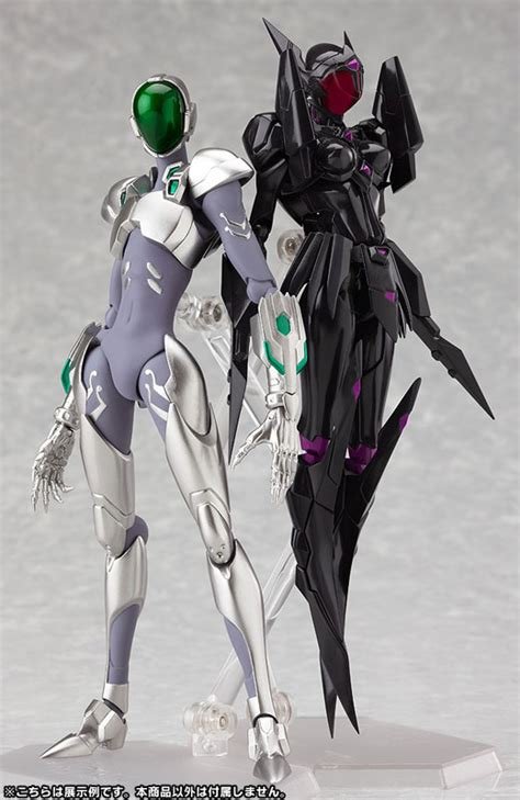 preview figma accel world silver crow  big size