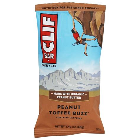 Bulk Barn Nutrition by A Vegan In Brton On Review Of Clif Bar Peanut
