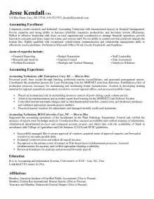 best accounting resume objective accounting resume objective best business template