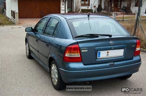 1998 Opel Astra 1.6 16v Elegance