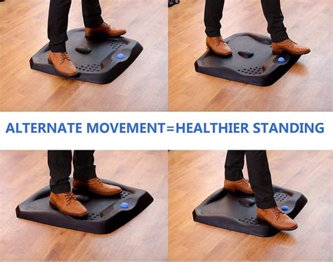 anti fatigue floor mat for standing desk licloud standing desk mat ergonomic anti fatigue comfort