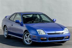 No Reserve  2001 Honda Prelude Type Sh 5