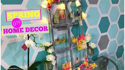 Dollar Tree Divas Spring Diy Home Decor Collab