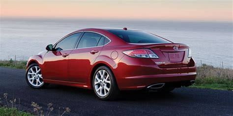 old car manuals online 2009 mazda mazda6 security system 2009 mazda6 debuts but where s the hybrid wired