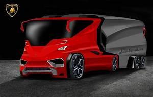Lamborghini Truck Design Concept - Ashishk1 Akb1556