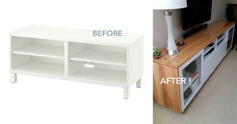 wall decor bedroom ideas wood you like to give your ikea bestå tv unit a look