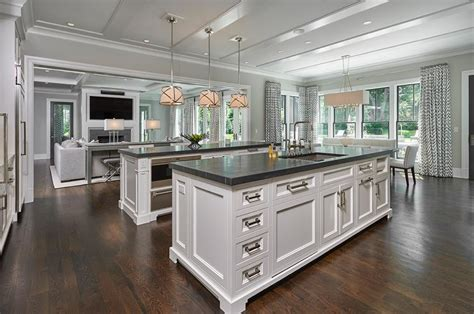 beautiful kitchen islands beautiful kitchens with islands home design