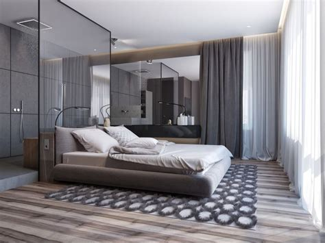 Two Apartments With Sleek Grayscale Interiors by Two Apartments With Sleek Grayscale Interiors Ide