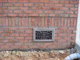 Decorative Outdoor Vent Covers crawl space foundation grilles beaux arts classic products