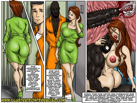 Illustrated Interracial Prison Story Porn Comics Galleries