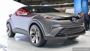 Toyota C Hr 2016 : frankfurt 2015 toyota c hr production suv to debut in 2016 ~ Medecine-chirurgie-esthetiques.com Avis de Voitures