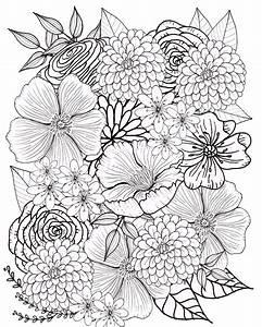 Blumen Zum Ausdrucken : pin auf malvorlagen ~ Watch28wear.com Haus und Dekorationen