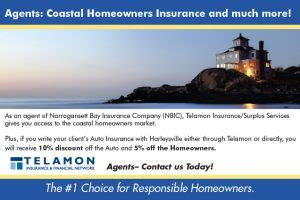 There's an exhaustive list of past and present employees! Narragansett Bay Insurance Company - Telamon Insurance Group