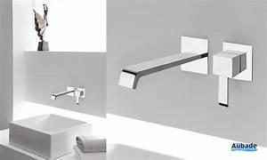 best robinet mural salle de bain pas cher contemporary With salle de bain design avec lavabo pas cher
